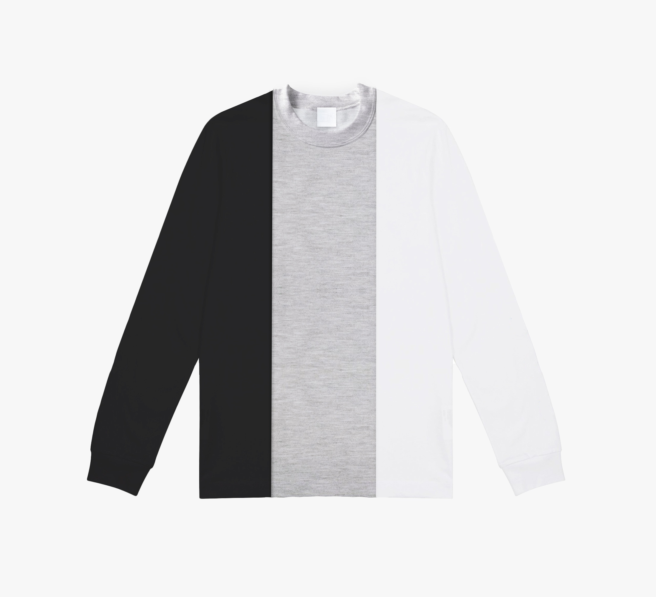 Safety Color block sweatshirt [SALE -30%]